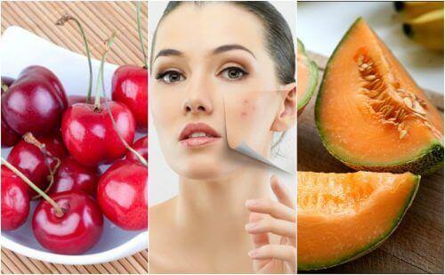 6 matvarer for sunn hud: Inkluder dem i kostholdet ditt