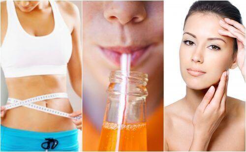 8 helseforandringer du vil oppleve når du gir opp brus