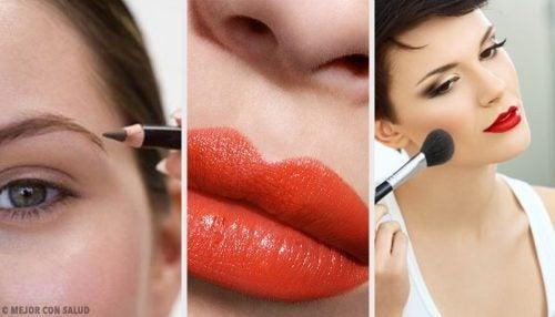8 skjønnhetstriks for kvinner med lys hud