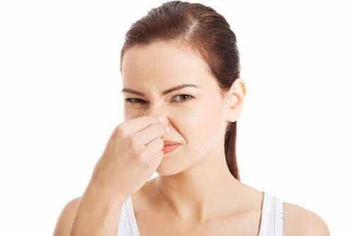 Bli kvitt dårlig lukt på små steder med disse to ingrediensene