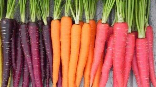 De utrolige helsefordelene med gulrøtter