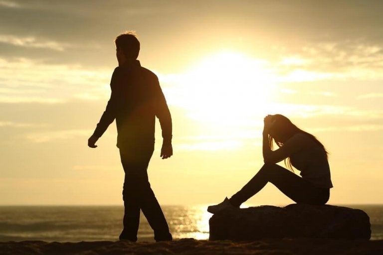 De beste tipsene for å gi slipp på personer som ikke elsker deg