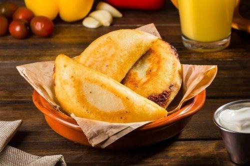 Enkel oppskrift på appetittvekkere: mini-empanadas