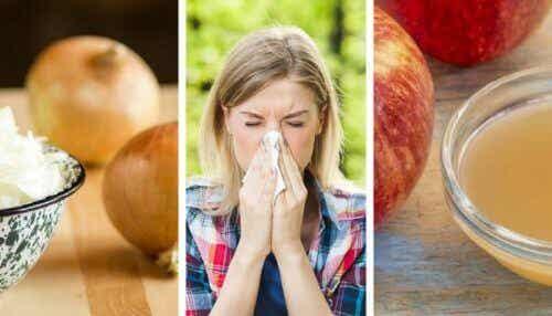 Slik kontrollerer du allergier med naturlige antihistaminer