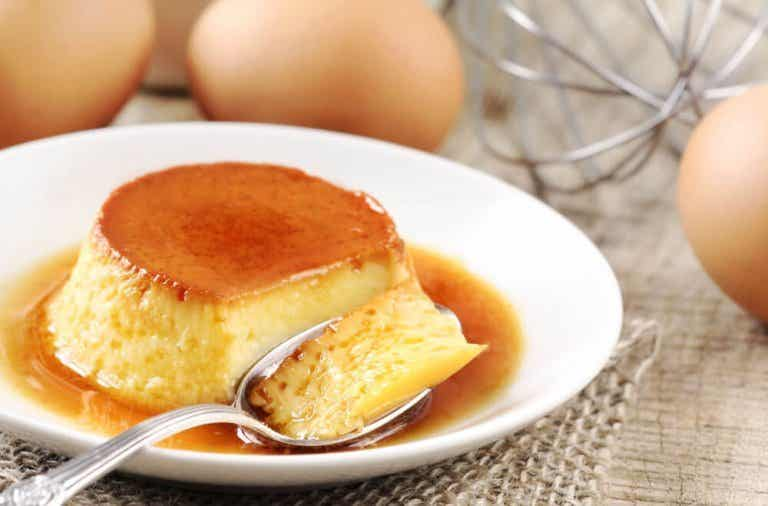 Oppskrift for å lage en rask og nydelig pudding