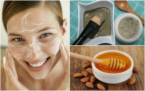 Reduser størrelsen på store porer med disse fem naturlige behandlingene