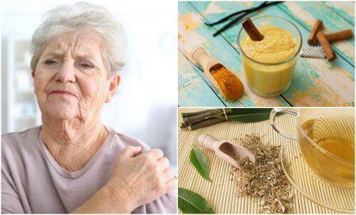 De 6 beste naturlige remediene mot smerter fra leddgikt