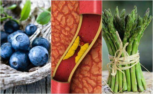Unngå at arteriene blokkeres ved å spise mer av disse 7 matvarene