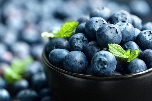 Blåbær for lungehelsen