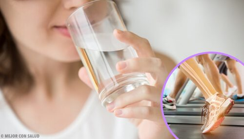 10 konsekvenser av å drikke for lite vann