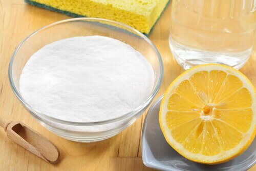 Natronpulver med sitron