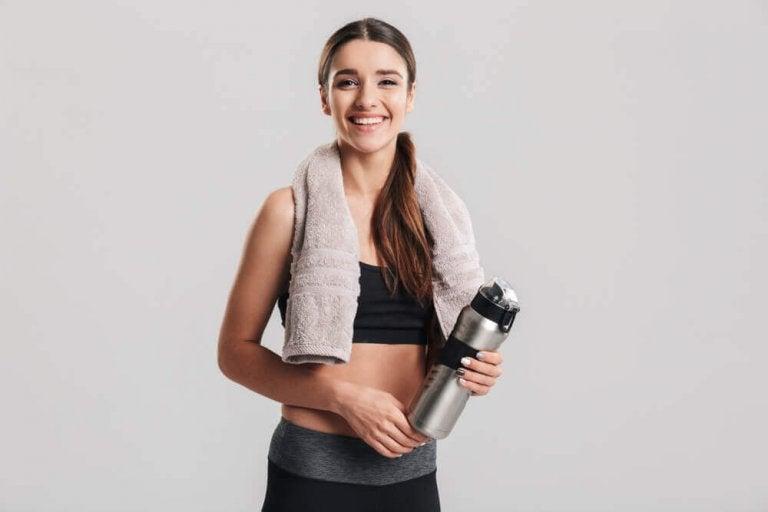 6 endringer som vil syre-baseregulere kroppen din