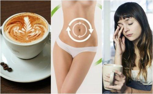 6 feil du gjør om morgenen som vil påvirke stoffskiftet ditt