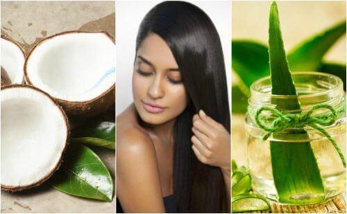 5 kremer som kan rette ut håret uten å skade det