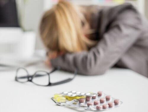 Piller for å forebygge migrene