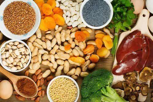 Spis disse matvarene for å få i deg nok jern
