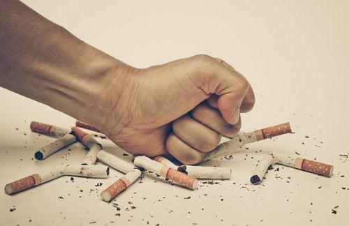Stumper røyken
