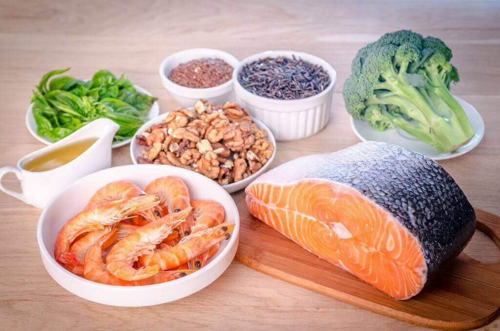 Sunn mat med omega-3