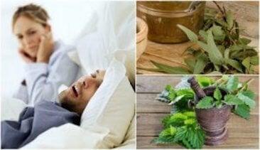 5 midler mot snorking som du kan lage hjemme