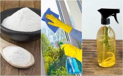 Lag en miljøvennlig glassrenser med 5 hjemmelagde oppskrifter