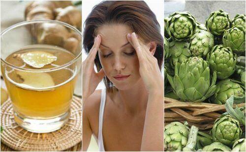 5 naturlige remedier mot migrene for å lindre smerte