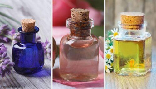 De 10 beste eteriske oljene for skjønnhet