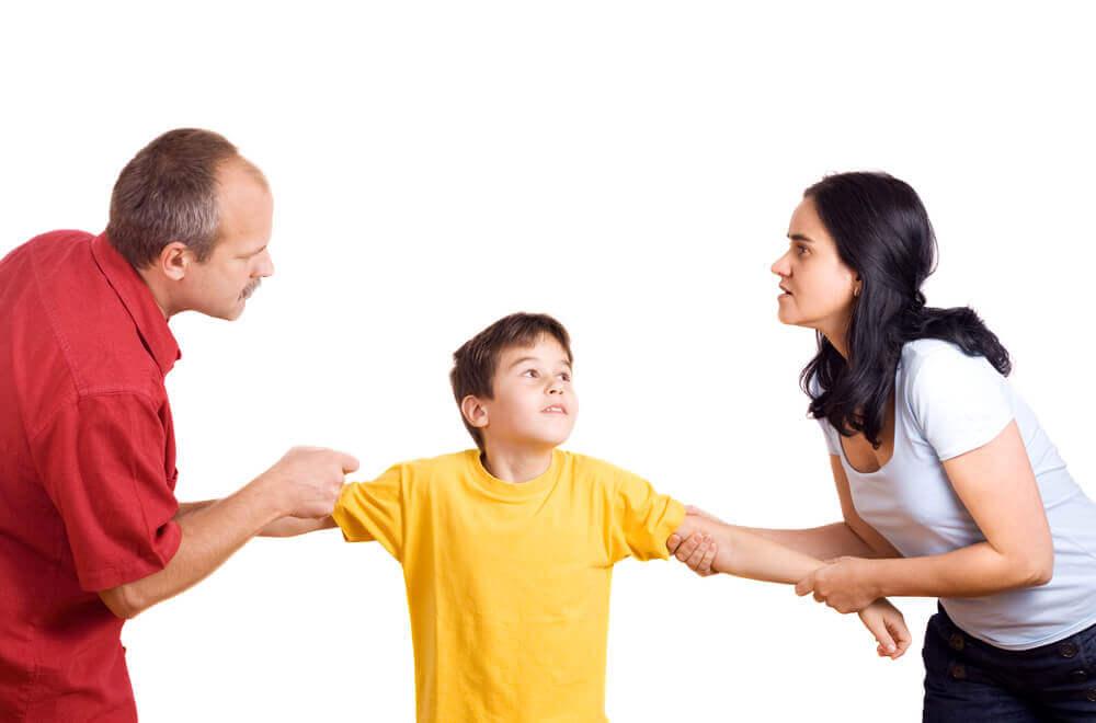 Foreldre som begge vil ha barna
