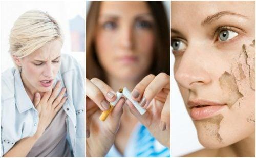 8 grunner til at du bør slutte å røyke med det samme