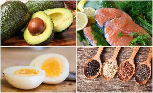 6 matvarer med sunt fett for et balansert kosthold