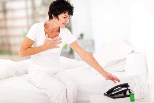 Lær om symptomene på hjertestans