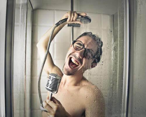 5 vanlige feil i dusjen som mange gjør