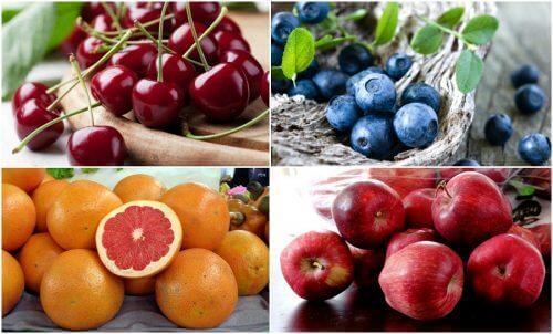 Reduser akkumulering av urinsyre med disse 7 fruktene
