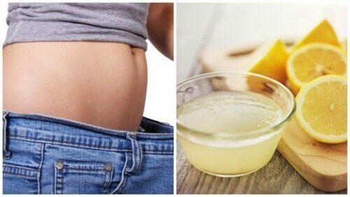 Vet du hvordan sitroner kan hjelpe deg med å bli slankere?