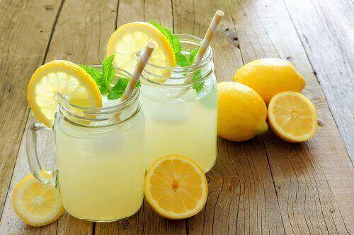 Sitron kan hjelpe deg med å slanke deg