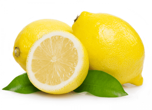 sitron kan brukes som peeling