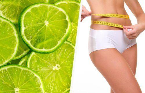 Sitron og vekttap