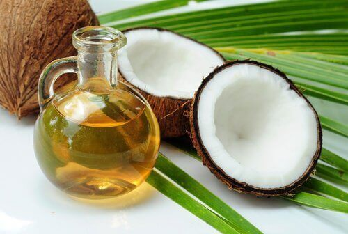 Olivenolje og kokos