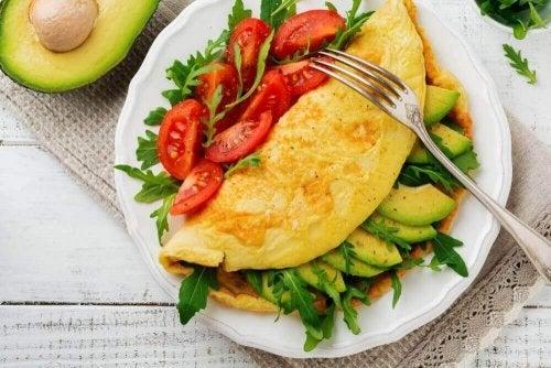 Proteiner til frokost: De viktige helsefordelene