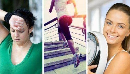 Slik kan hormoner påvirke vekten din
