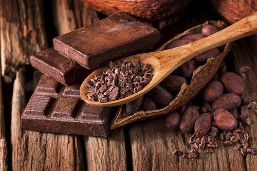 Fordeler med mørk sjokolade