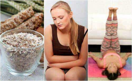 9 sunne måter å forhindre forstoppelse på