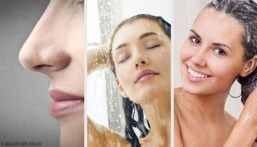 Personlig hygienefeil som skader helsen din