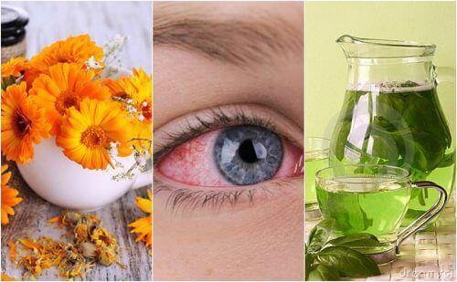 Lindre øyekatarr med 5 naturlige remedier