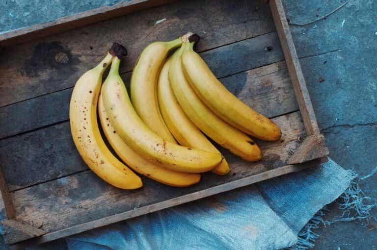 5 bananmasker for fantastisk hår og hud