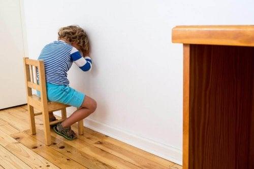 Straff for barn: Det finnes bedre måter å gjøre det på