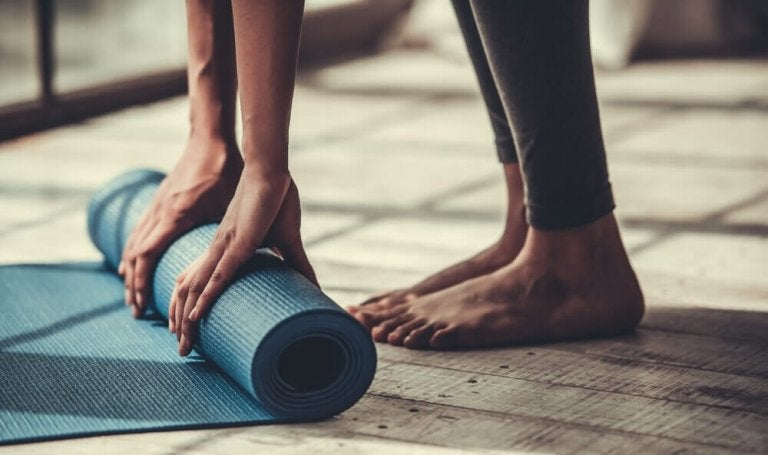 5 yogaøvelser for å bli mer fleksibel