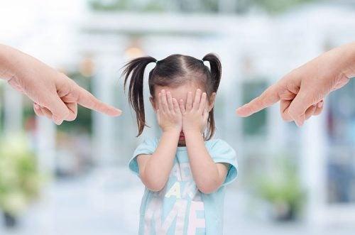 Ikke slipp ut frustrasjonen din på barna dine
