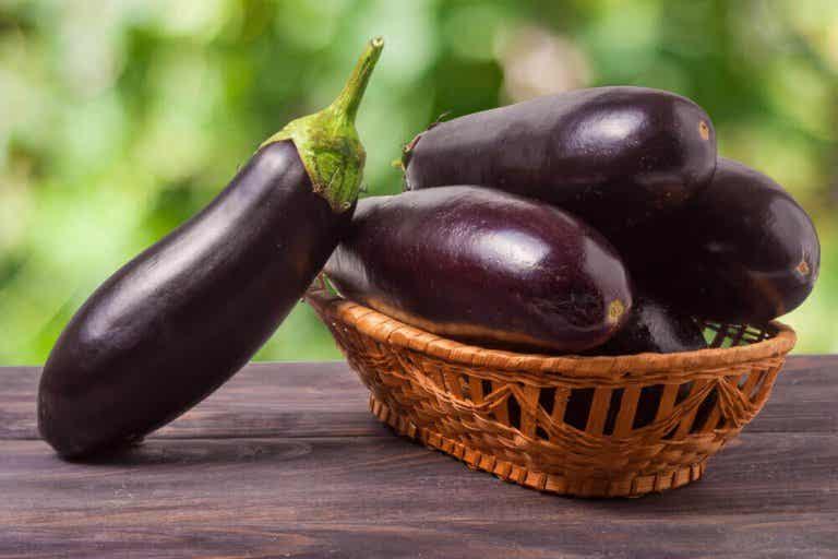 Aubergineekstrakt kan redusere høyt kolesterol