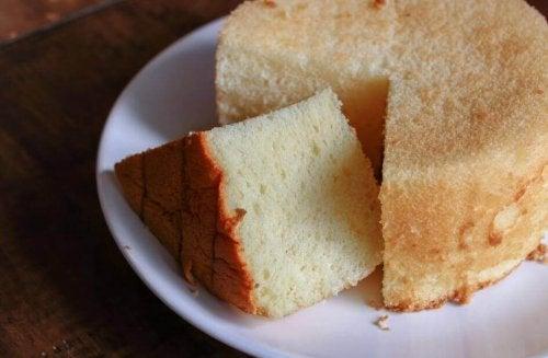 appelsinkake for diabetikere