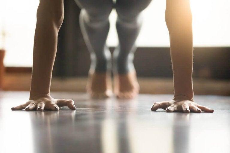 Hvordan vil det å praktisere yoga trene musklene dine?